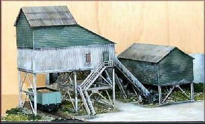 Knightwing Mine Top Buildings PM113 Kit for HO and OO Scale