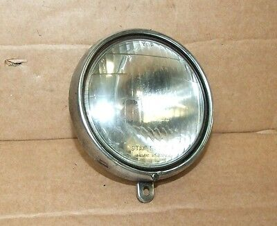 Early 1970`s Yamaha V 50 Head Lamp Light Headlamp Headlight V50 75 V75 90 V90