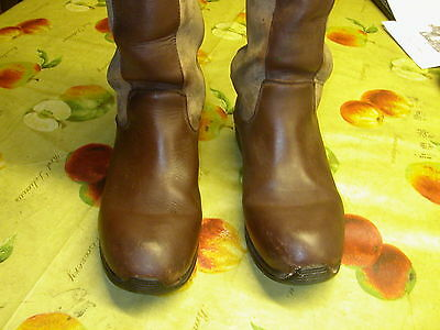 Toggi stable riding boots size 40