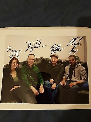 Nostalgia Critic signed picture
