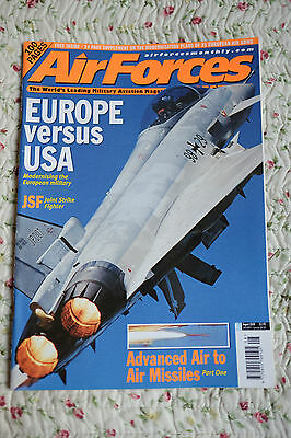 airforces monthly magazine december 2000