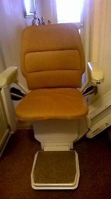Stannah 420 stairlift  year 2014 Excellent condition
