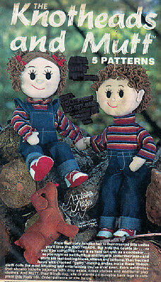 Knothead Twins and Mutt Pattern