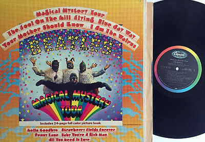 Beatles - Magical Mystery Tour - Vinyl LP