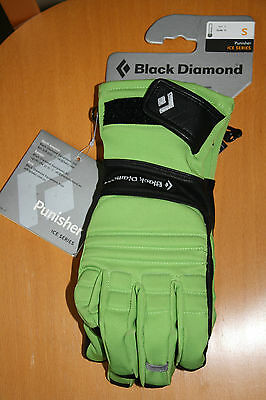 Black Diamond Punisher Gloves BNWT Size Small - Mint Condition