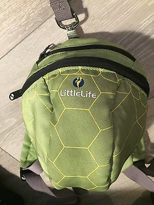 Littlelife Toddler Daysack, Turtle with Safety Reins