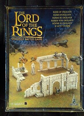 Games Workshop Lord of the Rings Ruins of Osgiliath