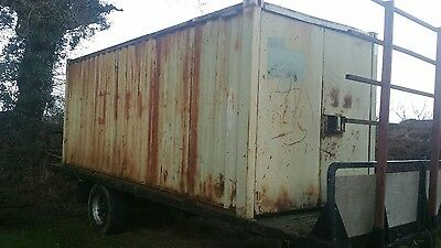 20ft shipping container FREE local delivery