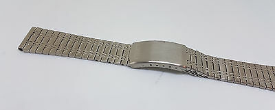 Nos 18Mm Citizen Bullhead Stainless Steel Band Strap Bracelet