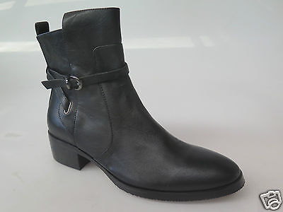 Django & Juliette - new ladies leather ankle boot size 37 #24