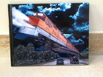 The Residents  NIGHT TRAIN Super Deluxe Edition  CD signed numbered
