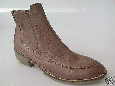 Django & Juliette - new ladies leather ankle boot size 37 #26