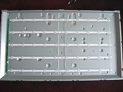 Working set of LEDS for LG 42LN5400 42inch from a LC420DUE (SF) (R1) LED screen