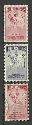 Philippines ~ 1954 Independence Commemoration (Mint Set Mh)