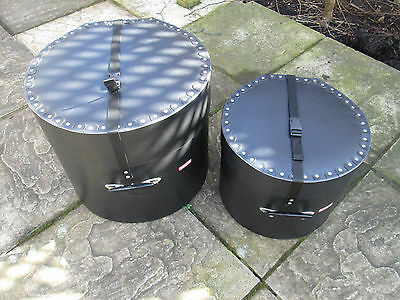 LeBlond Drum Case Set - Excellent