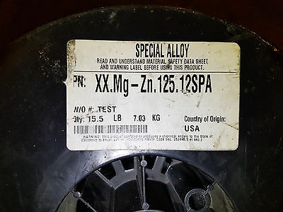 Special Alloy Mig/Tig Welding Wire - Part Roll