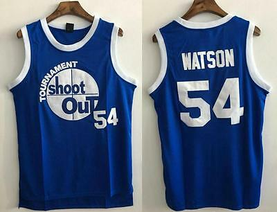 Above The Rim Kyle Watson 54# Tournament Shoot Out Basketball Jersey Blue