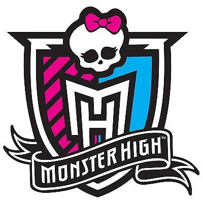 Monster High 5 Functions Digital Wristwatch Brand New Choose Your Dial Style