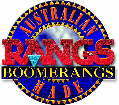 Vintage Rangs Boomerangs Sealed Boomerang Pack Australia Made Choose Yours