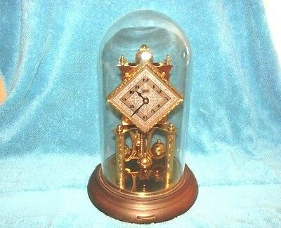 Schatz 400 Day Anniversary Clock with Key Working and Keeping Time