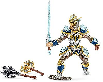 Schleich - Griffin Knight Hero with Weapons Action Figure 70123 NEW