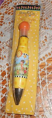 Mary Engelbreit Thick Decorated Pen