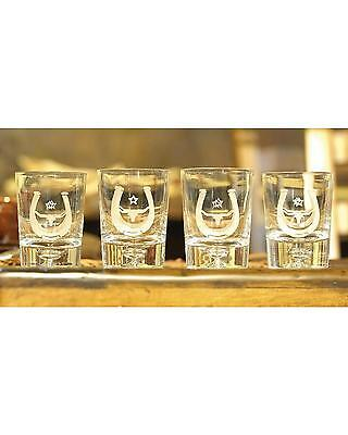 Rawhide Small Tumblers Clear One Size