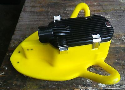 TYGER RAY Sea Scooter FOR REPAIR Dry box Project Propulsion EV