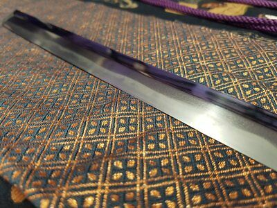 "Nihonto, Traditionally Made Japanese Sword Signed ""Kagekiyo Saku"""