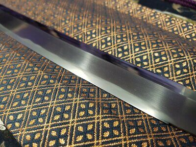 "Nihonto, Traditionally Made Japanese Tachi Sword Signed ""Shu/Hide"""
