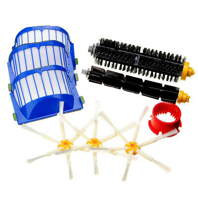 9Pc Cleaner Replacement Accessories for iRobot Roomba 600 Series 620 630 650
