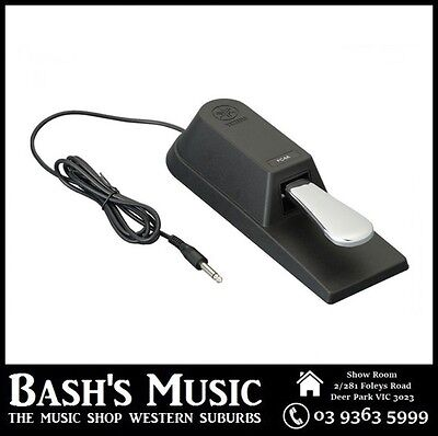 Yamaha FC4A Sustain Foot Pedal For Digital Pianos Keyboards Synthesizers – NEW