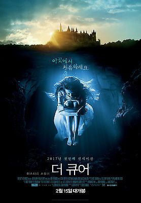 A Cure for Wellness 2017 Korean Mini Movie Posters Movie Flyers (A4 Size)