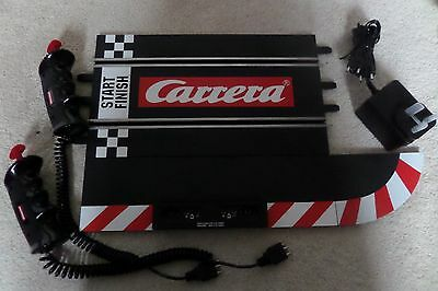 Carrera 20515 Evolution Power Connection Track  inc 2 x controllers and PSU