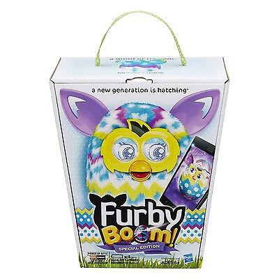 Furby Boom Easter Special Edition** Brand New In Box**