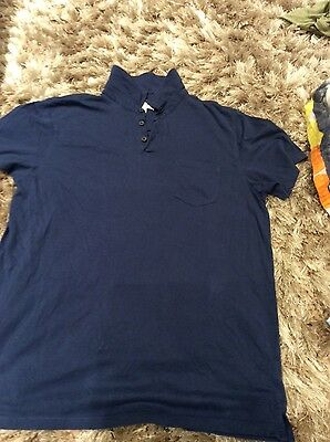 mens jumper and smart tops size medium and large