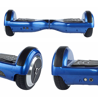 Balance E Scooter / Electric Balance Scooter Monorover Segway Blue