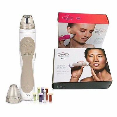 UK HOT PMD Pro Personal Home Facial Skin Care Microdermabrasion Device Whitening