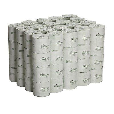 """80 Pack Jumbo Large 4"""" Roll Toilet Paper Tissue 2-ply Commercial Bathroom Office"""
