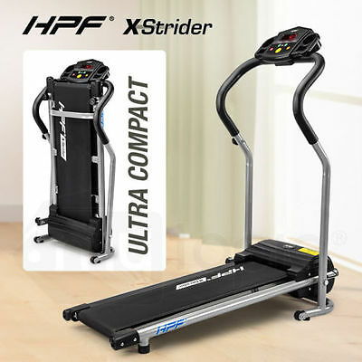 HPF Treadmill Electric Walking Compact Exercise Machine Equipment Fitness
