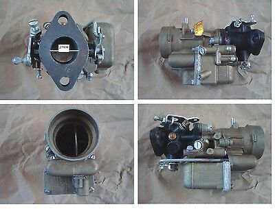 Carburatore  /  carburetor  JEEP  mb
