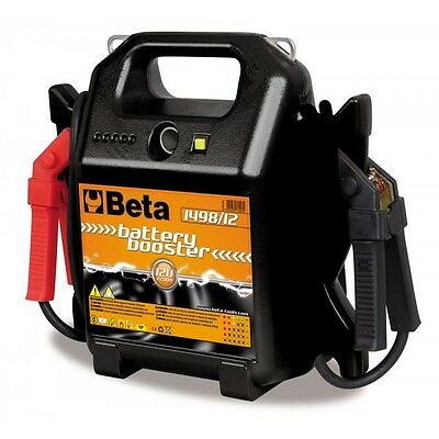 Booster Avviatore Auto 12V Beta 1498/12 Caricabatterie Battery Charger Genesis