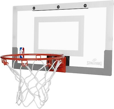 Spalding NBA Slam Jam Board Miniboard Mini Backboard Basketball Korb für Zuhause