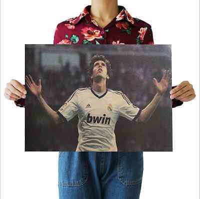 Brazil Star Kaka Papery Posters Bedroom living room Background wall sticker