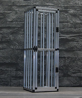 Standing Doll BDSM Cage