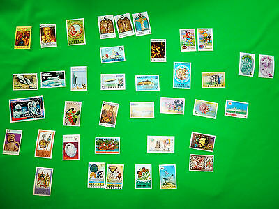 Grenada Stamps - Various Sets All Mnh