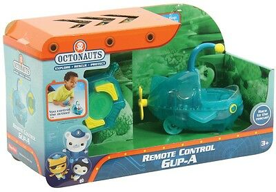 Fisher Price Octonauts  Remote Controlled Gup A R/c Pod Playset Brand New Dgd60