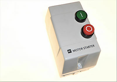 DOL Motor Starter stop start control 3 phase IP65 415v coil Direct On Line