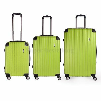 Large Medium Small Cabin Trolley Luggage TSA Security Combination Suitcase Bag