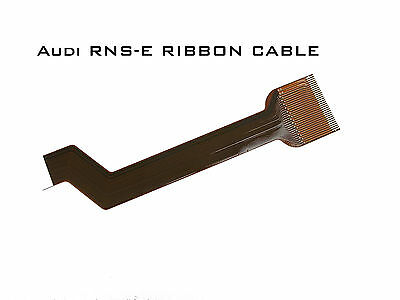 Audi RNS-E flat cable ribbon cable for display